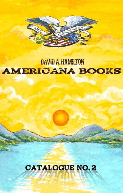 Americana Books Catalogue 2