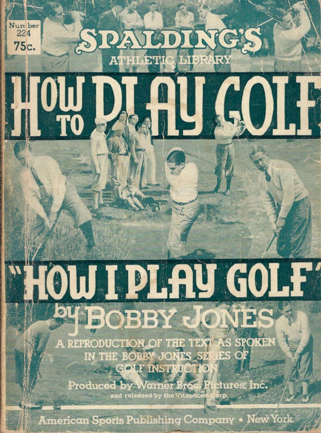 How to Play Golf; Golf Lessons and Comment; How I play Golf. Innis Brown, Grantland Rice, Jones Bobby.