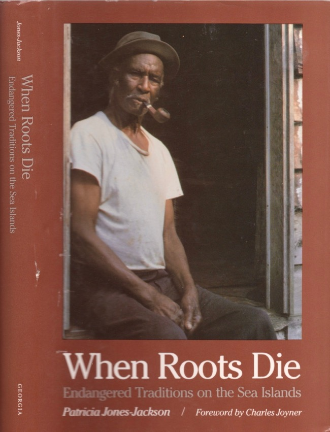 When Roots Die: Endangered Traditions on the Sea Islands. Patricia Jackson-Jones.