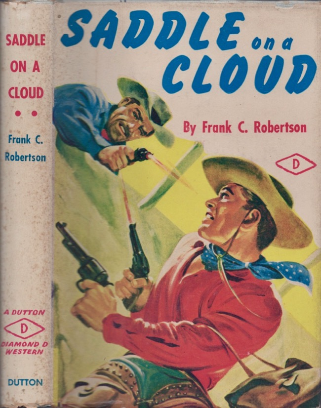 Saddle on a Cloud. Frank C. Robertson.