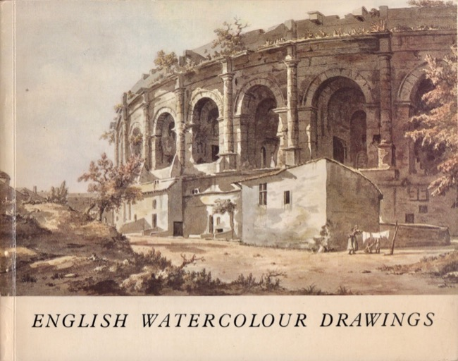A Loan Exhibition of English Watercolour Drawings in aid of the Friends of the Courtauld Institute. John Mitchell, Son.