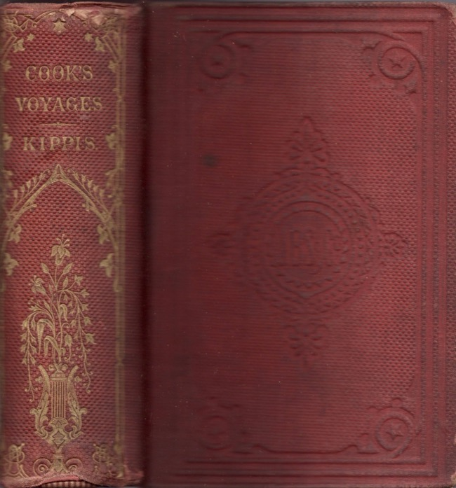 A Narrative of the Voyages Round the World Performed by Captain James Cook. In Two Volumes. A. Kippis.