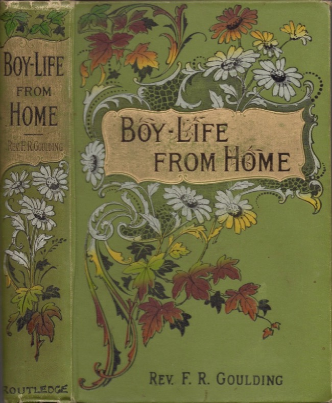 Nacoochee; or, Boy-Life from Home. Rev. F. R. Goulding.
