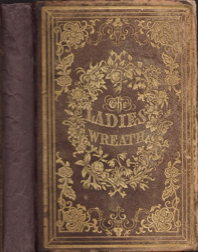 The Ladies Wreath An Illustrated Annual For MDCCCXLVIII. Mrs. S. T. Martyn.
