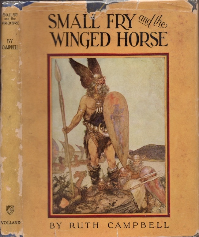 Small Fry and the Winged Horse. Ruth Campbell.