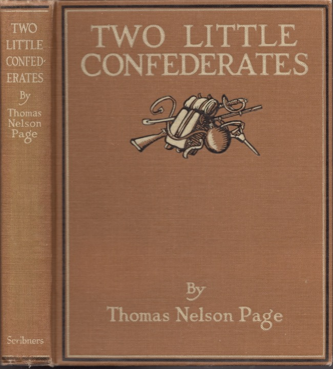 Two Little Confederates. Thomas Nelson Page.