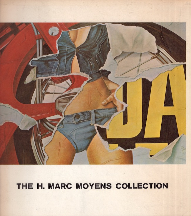 The H. Marc Moyens Collection: A Selection of Paintings, Drawings, and Sculpture. James F. Pilgrim.