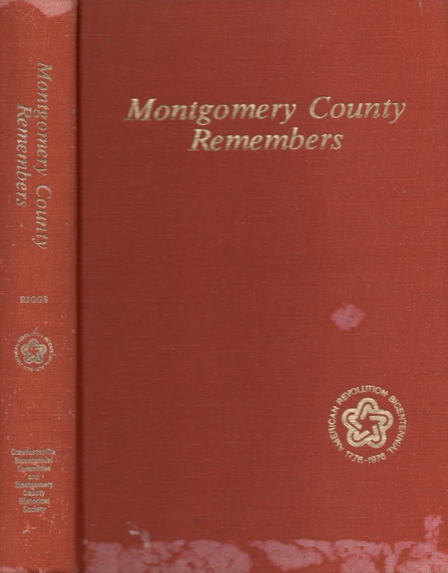 Montgomery County Remembers. Constance Kakavecos Riggs, compiled and.