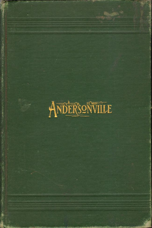 Report on the Commission on Andersonville Monument. Commonwealth of Massachusetts.