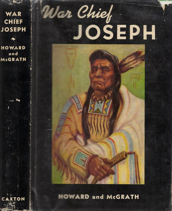 War Chief Joseph. Helen Addison Howard.