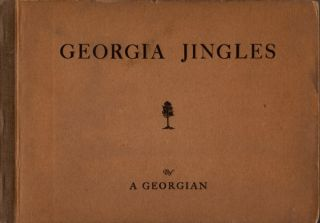 Georgia Jingles by A Georgian. Anne Haines Carpenter
