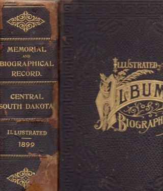 Memorial and Biographical Record and Illustrated Compendium of Local Biography, Including...