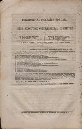 The Peninsular Campaign and Its Antecedents, As Developed by the Report of Maj. Gen. Geo. B. McClellan, and Other Published Documents