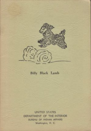 Billy Black Lamb. Caroline H. Breedlove