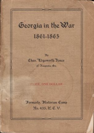 Georgia in the War 1861-1865