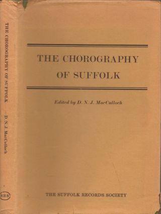 The Chronology of Suffolk. Diarmaid Macculloch