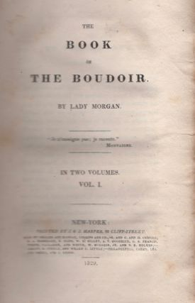 The Book of The Boudoir