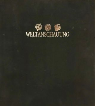 Weltanschauung: Self-portrait of the World at the turn of the Millennium. With DVD and additional...