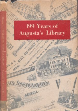 199 Years of Augusta's Library. A Chronology. Berry Fleming