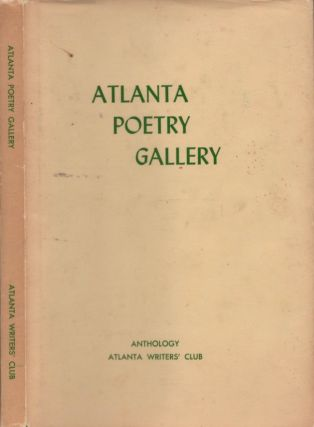 Atlanta Poetry Gallery. Bertram Holland Flanders