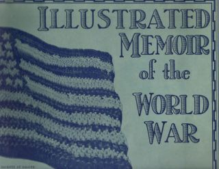 Illustrated Memoir of the World War. National Publishing Company