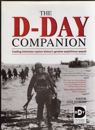 The D-Day Companion. Jane Penrose