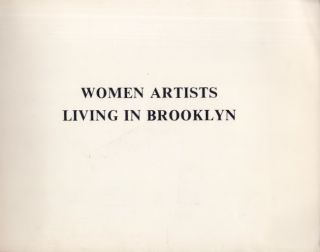 Women Artists Living in Brooklyn. June Blum, Director