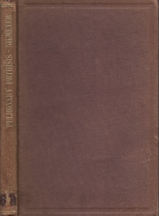 Felix Von Niemeyer's Clinical Lectures on Pulmonary Phthisis. J. L. Parke