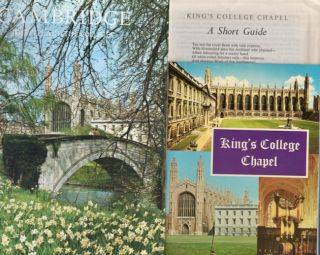 King' College and Its Chapels