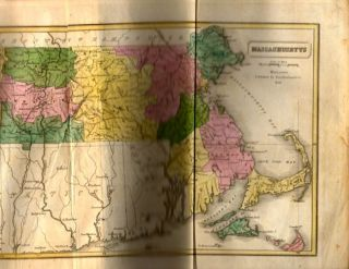Historical Collections, Being A General Collection of Interesting Facts, Traditions, Biographical Sketches, Anecdotes, &c., Relating to the History and Antiquities of Every Town in Massachusetts, With Geographical Descriptions