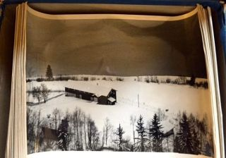 1939 Photograph Archive of pictures taken in Sweden and Norway in the Fall and Winter. Printed at the Request of Naval Intelligence