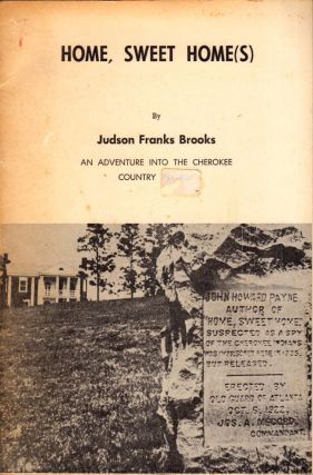 Home, Sweet Home(s). Judson Franks Brooks