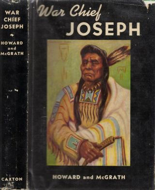 War Chief Joseph. Helen Addison Howard