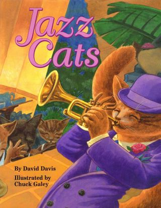 Jazz Cats. David Davis, Chuck Galey